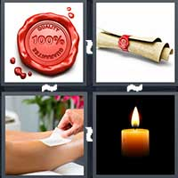 4 Pics 1 Word level 8-12 3 Letters