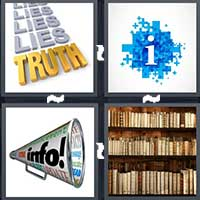 4 Pics 1 Word level 22-4 4 Letters
