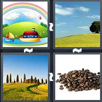4 Pics 1 Word level 22-5 4 Letters
