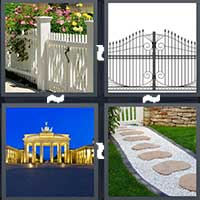 4 Pics 1 Word level 22-6 4 Letters