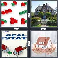 4 Pics 1 Word level 10-11 8 Letters