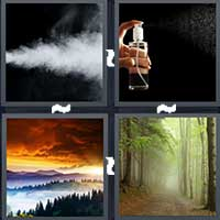 4 Pics 1 Word level 1600