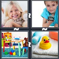 4 Pics 1 Word level 9-1 3 Letters