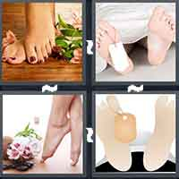4 Pics 1 Word level 9-4 3 Letters