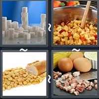 4 Pics 1 Word level 1709