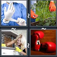 4 Pics 1 Word level 1712