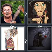 4 Pics 1 Word level 1713