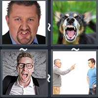 4 Pics 1 Word level 1723