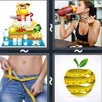 4 Pics 1 Word level 1918