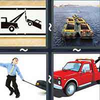 4 Pics 1 Word level 9-12 3 Letters