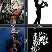 4 Pics 1 Word level 9-15 3 Letters