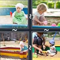 4 Pics 1 Word level 2008
