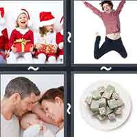 4 Pics 1 Word level 27-12 9 Letters