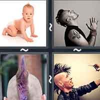 4 Pics 1 Word level 2086