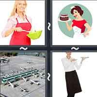 4 Pics 1 Word level 2090