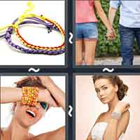 4 Pics 1 Word level 2093
