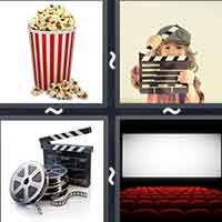 4 Pics 1 Word level 33-1 5 Letters