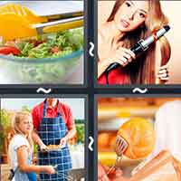 4 Pics 1 Word level 33-2 5 Letters