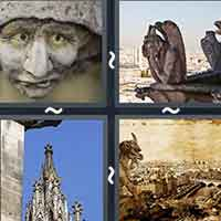 4 Pics 1 Word level 17-3 8 Letters