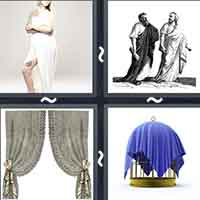 4 Pics 1 Word level 33-5 5 Letters