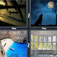 4 Pics 1 Word level 10-7 3 Letters