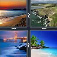 4 Pics 1 Word level 33-7 5 Letters