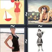 4 Pics 1 Word level 17-5 8 Letters