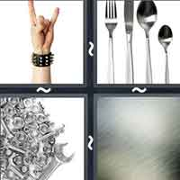 4 Pics 1 Word level 33-10 5 Letters