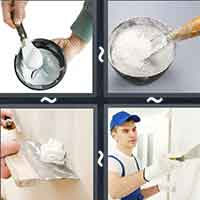 4 Pics 1 Word level 33-11 5 Letters