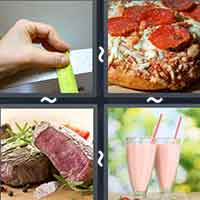4 Pics 1 Word level 33-12 5 Letters