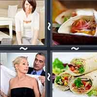 4 Pics 1 Word level 2185