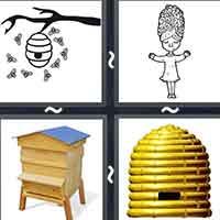 4 Pics 1 Word level 2207