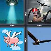 4 Pics 1 Word level 2208
