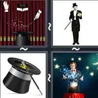 4 Pics 1 Word level 17-15 8 Letters