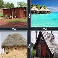 4 Pics 1 Word level 10-11 3 Letters