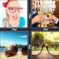 4 Pics 1 Word level 2228