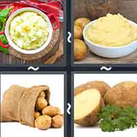 4 Pics 1 Word level 18-1 8 Letters