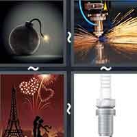 4 Pics 1 Word level 2233