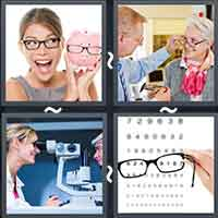 4 Pics 1 Word level 18-8 8 Letters