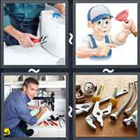 4 Pics 1 Word level 2300