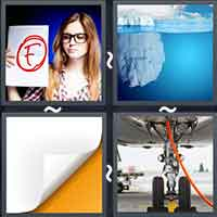 4 Pics 1 Word level 2302