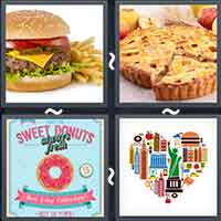 4 Pics 1 Word level 18-11 8 Letters