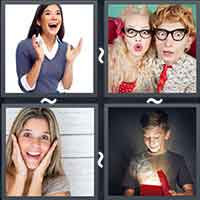 4 Pics 1 Word level 2308