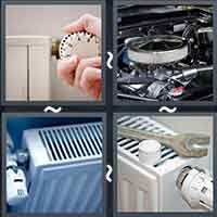 4 Pics 1 Word level 19-2 8 Letters