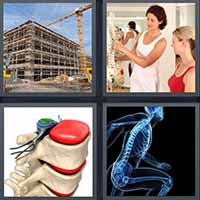 4 Pics 1 Word level 2387