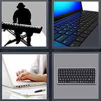 4 Pics 1 Word level 19-12 8 Letters
