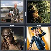 4 Pics 1 Word level 2440