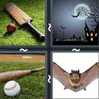 4 Pics 1 Word level 11-7 3 Letters