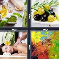 4 Pics 1 Word level 11-10 3 Letters