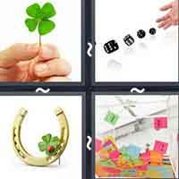 4 Pics 1 Word level 2509